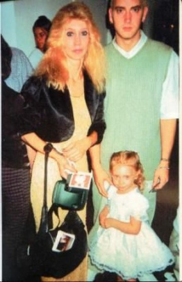 Eminem Mom